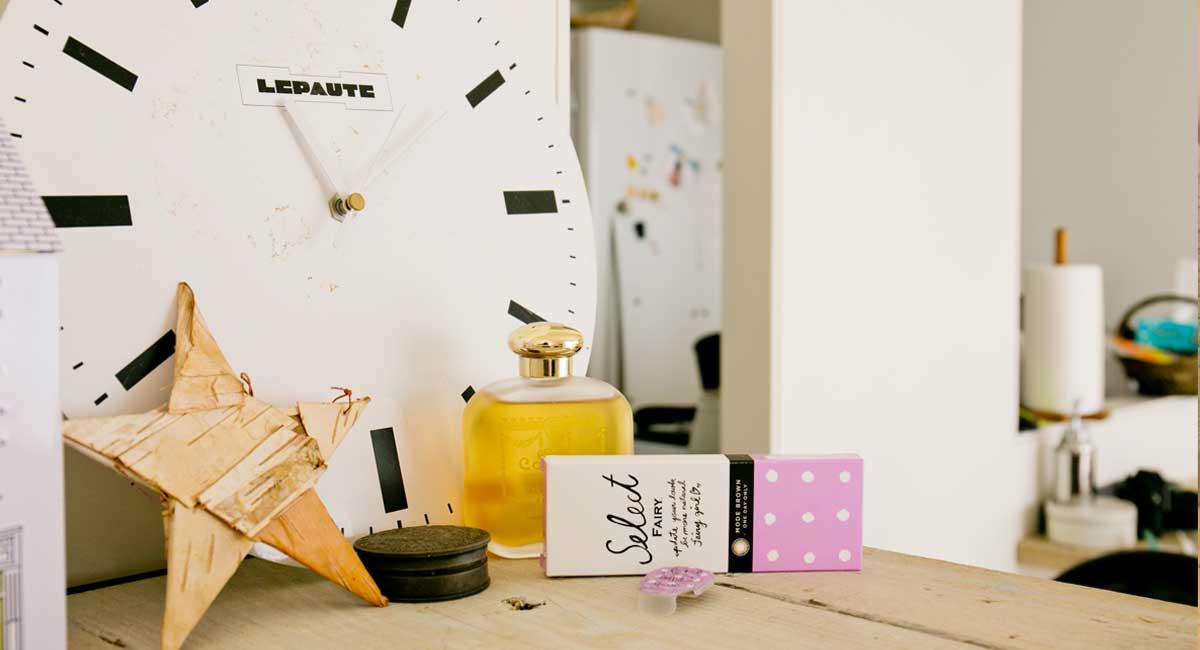 時計とセレクトフェアリー