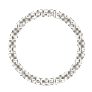 ヘーゼル系フチサンプル1