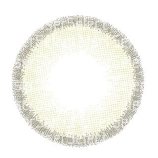 B2メリハリベース+F3放射状フチ(ヘーゼル)
